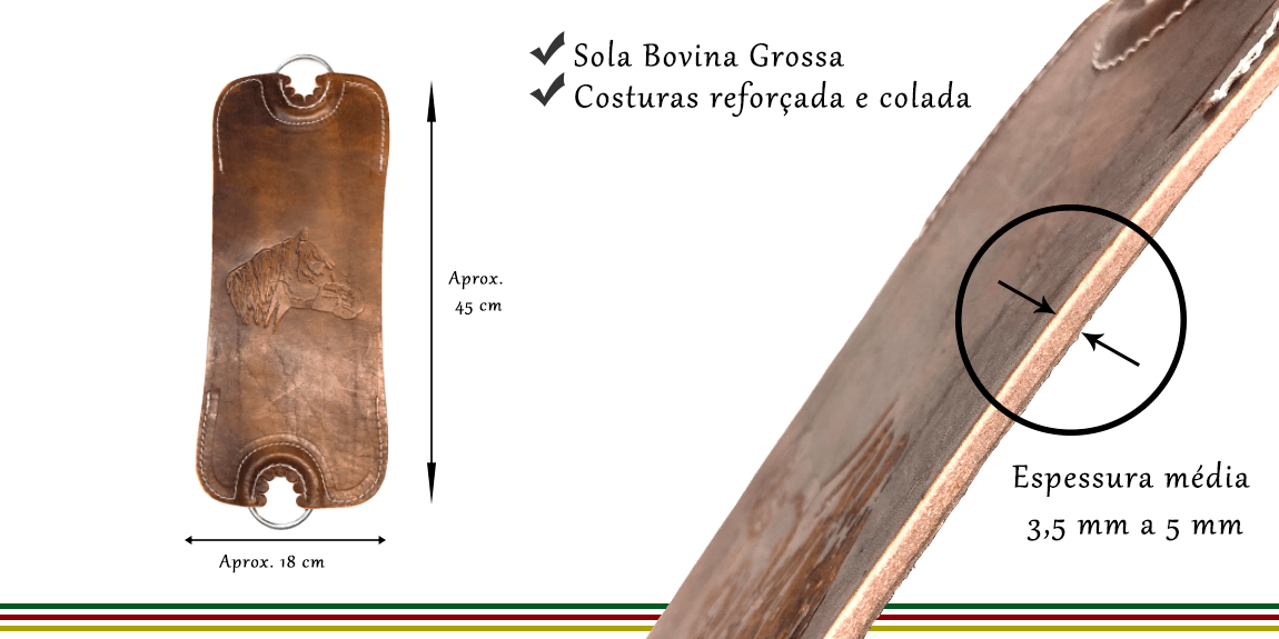 Banner Travessão Crioulo