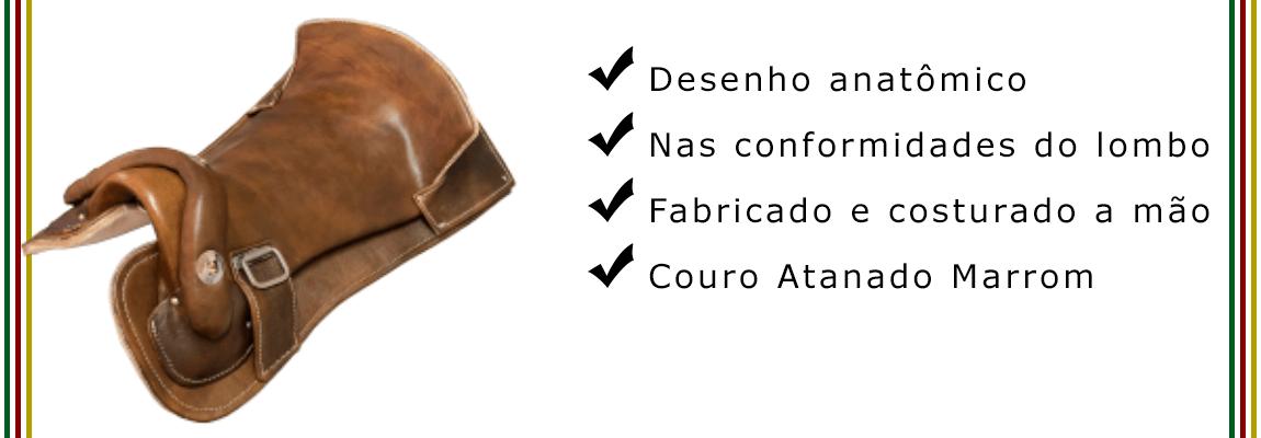 Banner Sela Freio de Ouro Detalhes